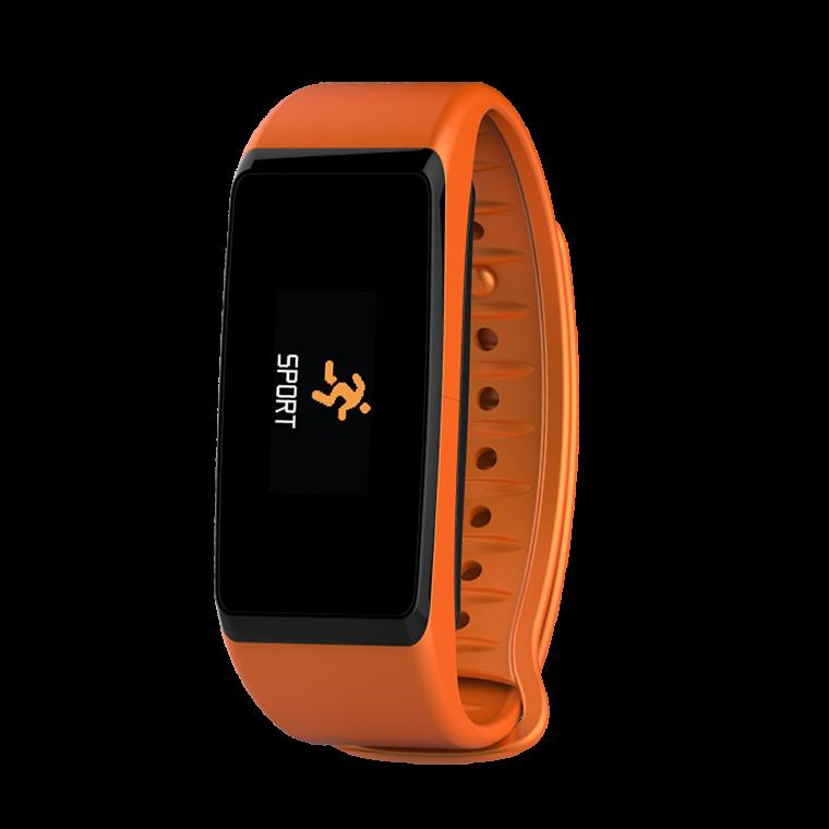 ZeFit2 Pulse - Tracker d'activité avec capteur de rythme cardiaque - MyKronoz