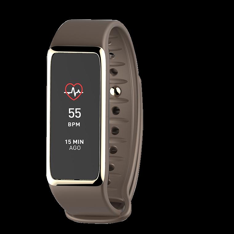 ZeFit3 HR - Tracker d'activité avec capteur de rythme cardiaque - MyKronoz