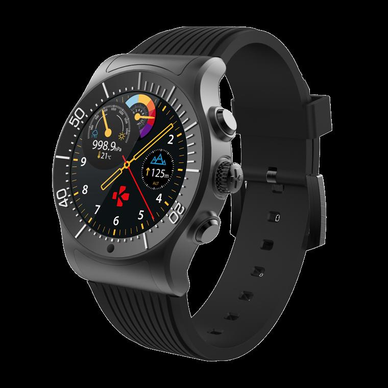 ZeSport - Montre connectée multisports avec GPS intégré - MyKronoz