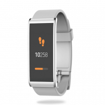 ZeFit<sup>4</sup> - Aktivitätstracker mit farbigem Touchscreen - MyKronoz