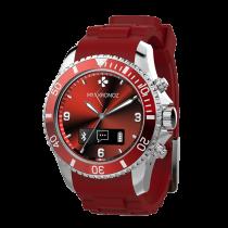 ZeClock - Smartwatch analogico con movimento al quarzo - MyKronoz