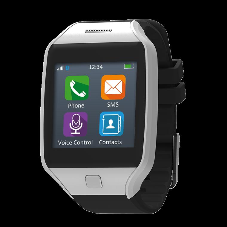 ZeTel - 2G-Micro-SIM-Watch-Phone - MyKronoz