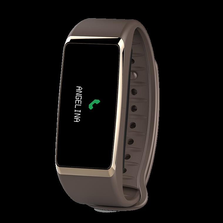 ZeFit2 Pulse - Sistema di tracciatura di attività con cardiofrequenzimetro - MyKronoz