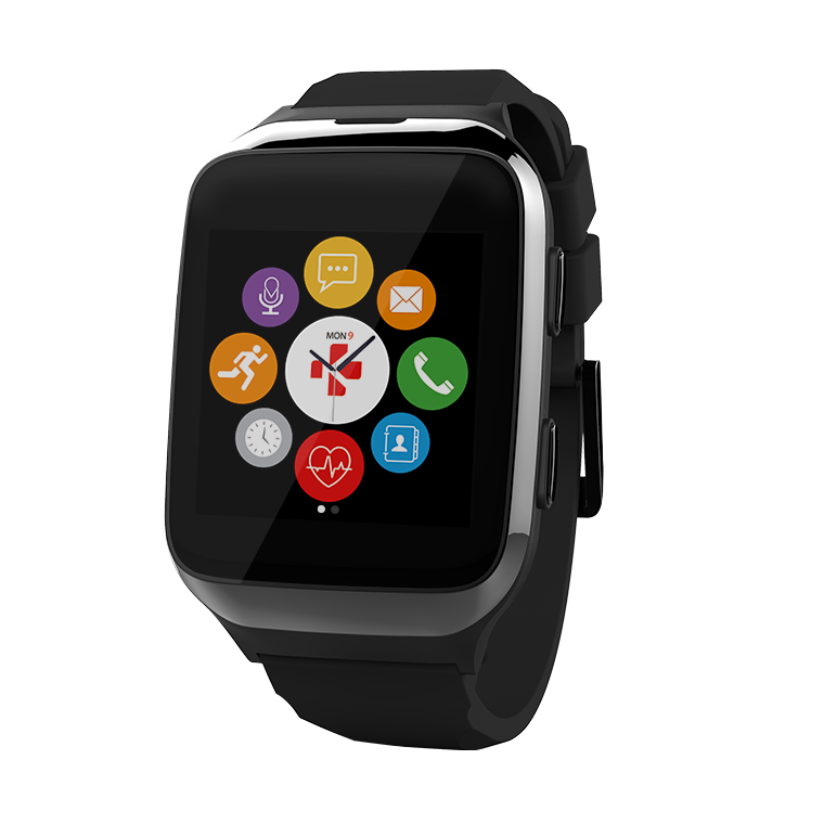 ZeSplash2 - Water resistance smartwatch with activity tracker - MyKronoz