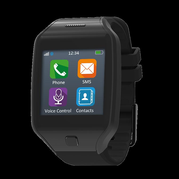 ZeTel - 2G micro-SIM watchphone - MyKronoz
