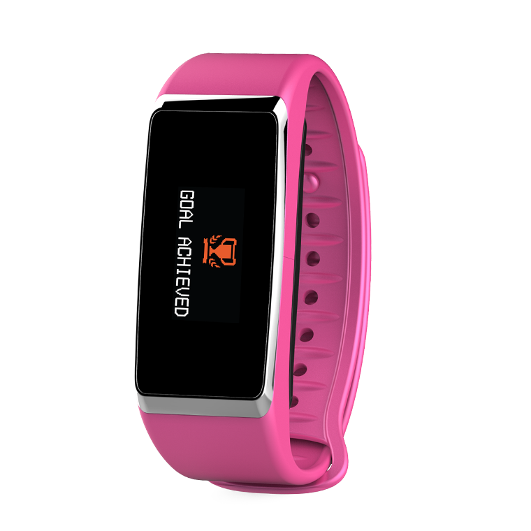 ZeFit2 Pulse - Activity tracker with heart-rate monitor - MyKronoz