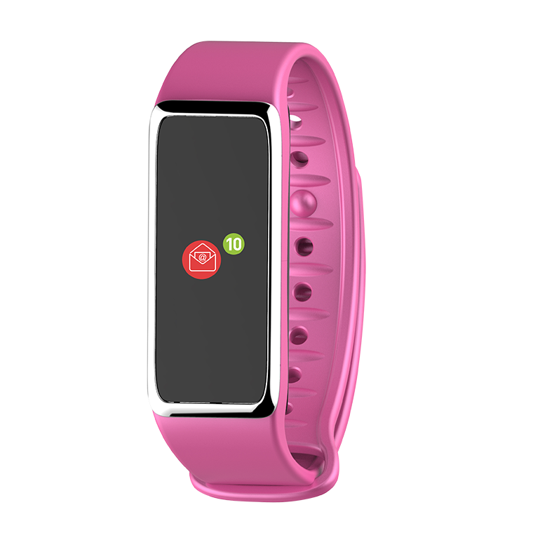 ZeFit3 - Activity tracker with color touchscreen - MyKronoz