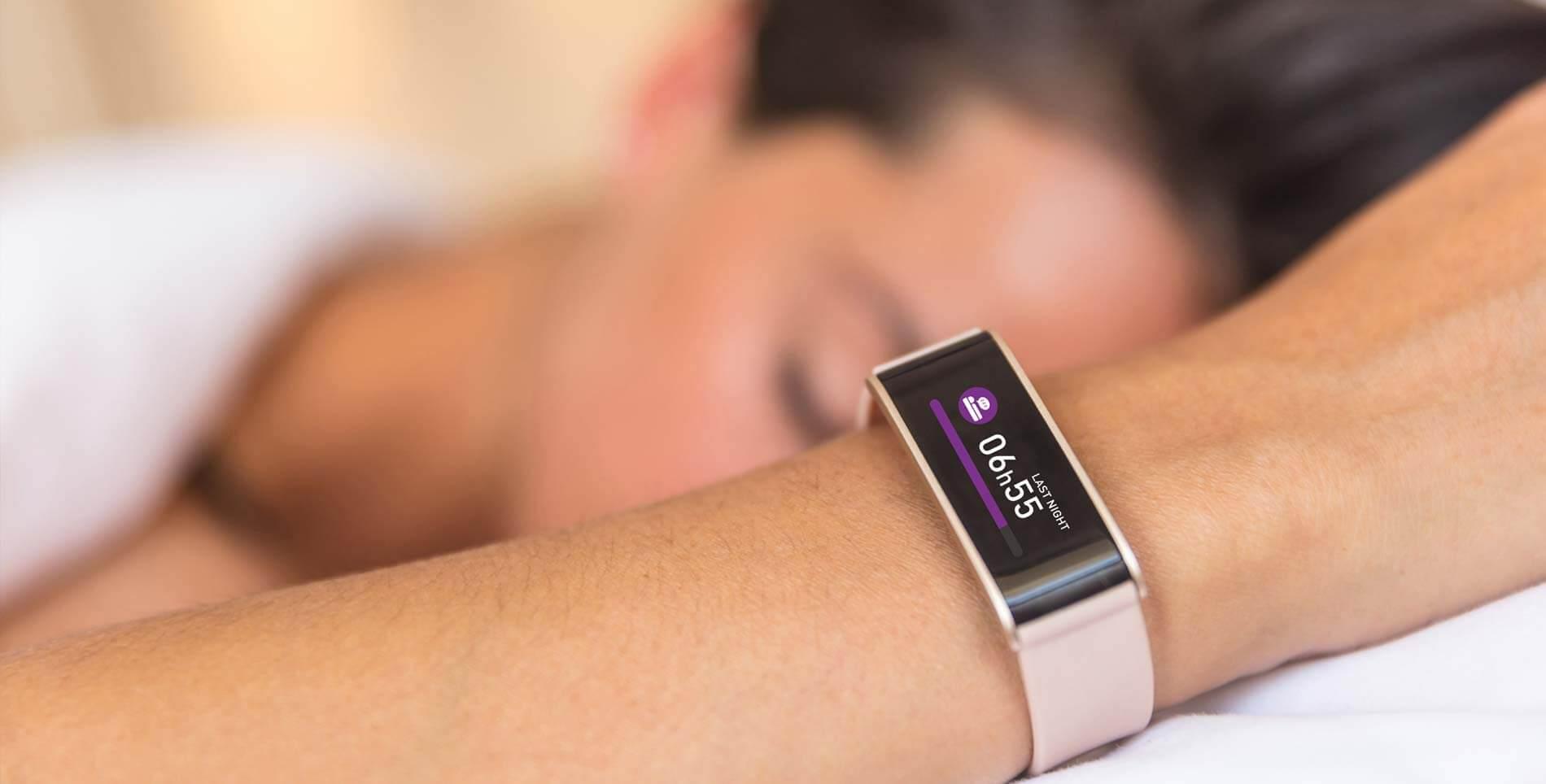 记录你的睡眠时间和质量